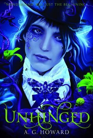 Unhinged (Splintered #2)  by  A.G. Howard