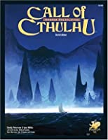 Call of Cthulhu: Horror Roleplaying in the Worlds of H. P. Lovecraft (call of cthulhu)