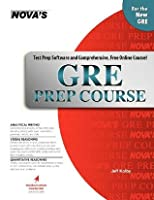 GRE Prep Course with Software and Online Course
