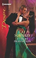 A Tricky Proposition (Harlequin Desire)