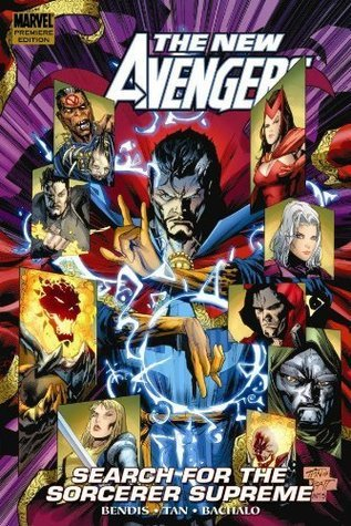 New Avengers Vol. 11: Search for the Sorcerer Supreme Brian Michael Bendis