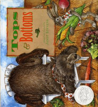 Tops & Bottoms (Caldecott Honor Book) Janet Stevens