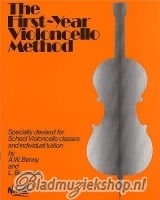 The First-Year Violoncello Method  by  A.W. Benoy