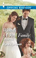 Wanted: A Real Family (The Mommy Club)