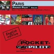 Laminated Map & Guide to Paris Pocket Pilot by Markus Borch