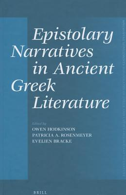 Metafiction in Classical Literature: The Invention of Self-Conscious Fiction  by  Owen Hodkinson