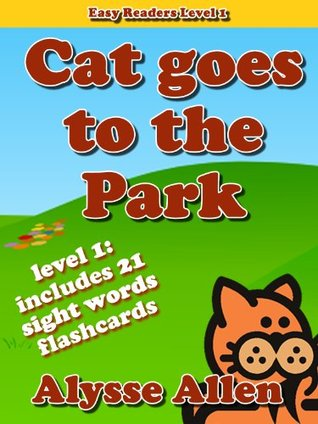 Cat goes to the Park Alysse Allen