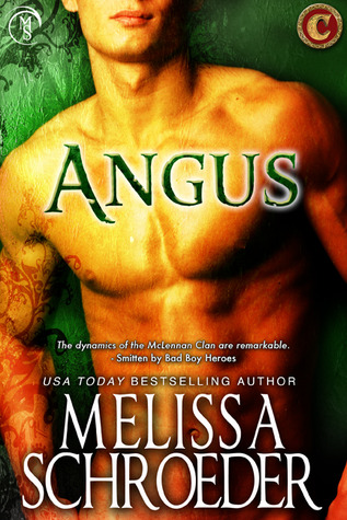 Angus (The Cursed Clan, #2)  by  Melissa Schroeder