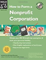 How To Form A Nonprofit Corporation 7th Edition