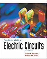 Fundamentals of Electric Circuits (With CD-ROM)