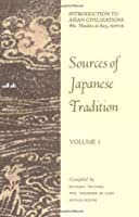 Sources of Japanese Tradition (Volume I)
