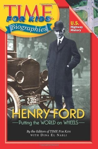 Time For Kids: Henry Ford  by  Time for Kids Magazine