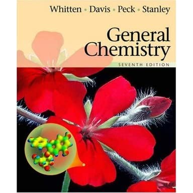 General Chemistry (with CD-ROM and InfoTrac) - Kenneth W. Whitten, Raymond E. Davis, M. Larry Peck