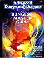 The Dungeon Master Guide, No. 2100, 2nd Edition (Advanced Dungeons and Dragons)