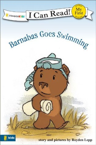 Barnabas Goes Swimming (I Can Read! / Barnabas Series)  by  Royden Lepp