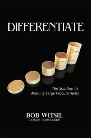 Differentiate  by  BOB WITSIL