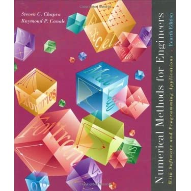 Numerical Methods for Engineers: With Software and Programming Applications - Steven C. Chapra