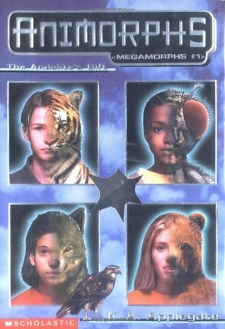 Animorphs Megamorphs #01: The Andalites Gift  by  K.A. Applegate