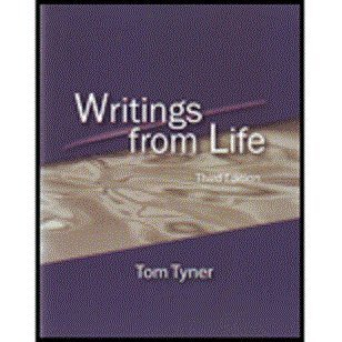 Writings From Life  by  Tom Tyner