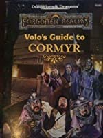 Volo's Guide to Cormyr (AD&D/Forgotten Realms)