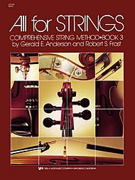 All For Strings Book 2: Violin  by  Robert S. Frost