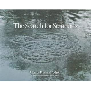 The Search for Solutions - Horace Freeland Judson