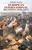 European International Relations 1648-1815