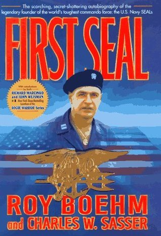 First Seal  by  Roy Boehm