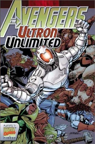 Avengers: Ultron Unlimited Kurt Busiek
