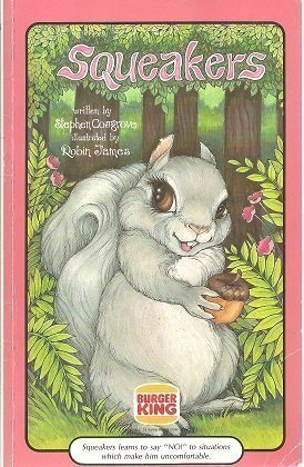 Squeakers (Serendipity Books)  by  Stephen Cosgrove