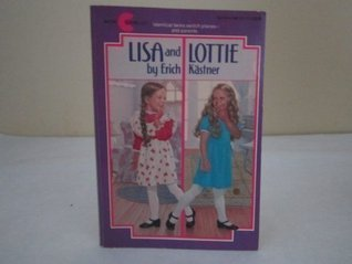 Lisa and Lottie (An Avon Camelot Book)  by  Erich Kästner