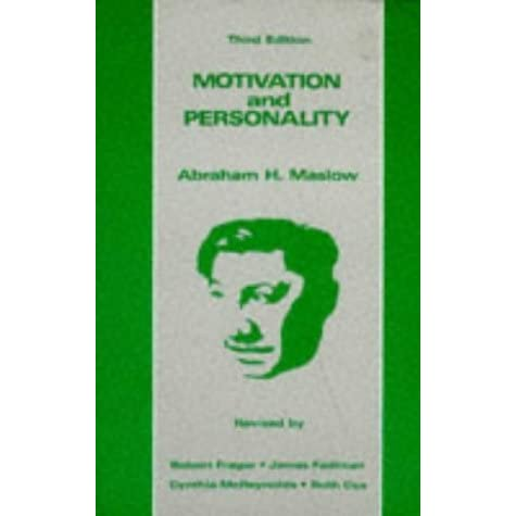 motivation and personality book review