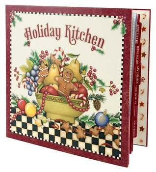 Scrapbook Recipe Binder: Holiday Gingerbread With Mailers Publications International Ltd.