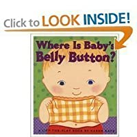 Where Is Baby's Belly Button?