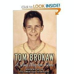Long Way From Home: Growing Up in the American Heartland  by  Tom Brokaw