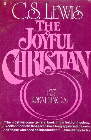 Joyful Christian C.S. Lewis