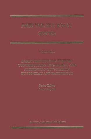 The Prix Volney: Early Nineteenth-Century Contributions to General and Amerindian Linguistics: Du Ponceau and Rafinesque: Early Nineteenth-century Contributions to American (Prix Volney Essay Series)  by  Joan Leopold