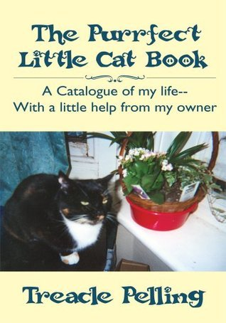 The Purrfect Little Cat Book  by  The Purrfect Little Cat Book