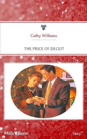 The Price Of Deceit  by  Cathy Williams