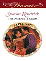 The Paternity Claim (Harlequin Presents, #2371)