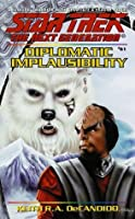 Diplomatic Implausibility: Star Trek The Next Generation: Tng#61