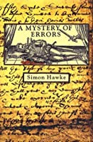 A Mystery of Errors (Shakespeare and Smythe Mysteries)