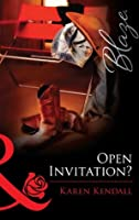 Open Invitation? (Mills & Boon Blaze) (The Man-Handlers - Book 3)