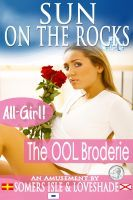 The OOL broderie (Sun on the Rocks, #6)  by  Somers Isle & Loveshade