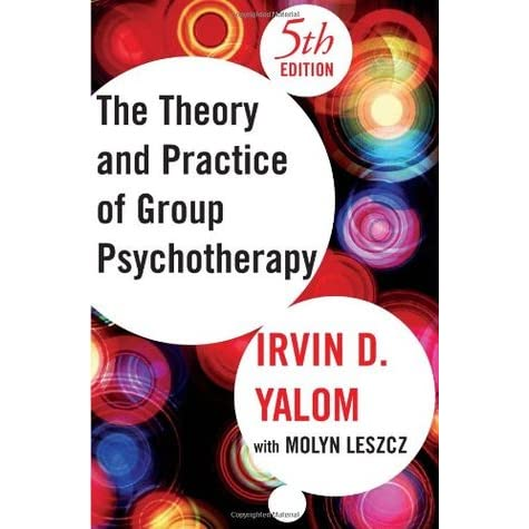 the theory and practice of group psychotherapy pdf