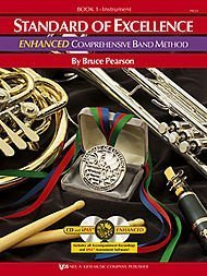 PW21FL - Standard of Excellence Enhanced Book 1 Flute  by  By Bruce Pearson