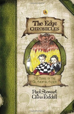 Edge Chronicles 4: The Curse of the Gloamglozer  by  Paul Stewart