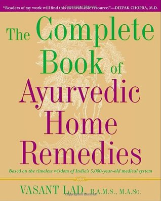 Ayurveda, The Science Of Self Healing: A Practical Guide  by  Vasant Dattatray Lad