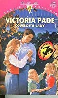 Cowboy'S Lady (Silhouette Special Edition)