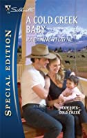 A Cold Creek Baby (Cowboys of Cold Creek, #8)